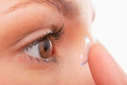 Presence Of 27 Contact Lenses In The Eye Before The Cataract Surgery‬‬