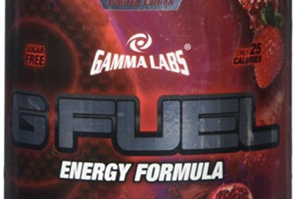 Gamma Labs G Fuel Review