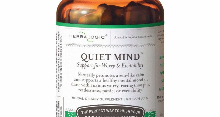 Quiet Mind – A Healthy Tinnitus & Brain Disorder