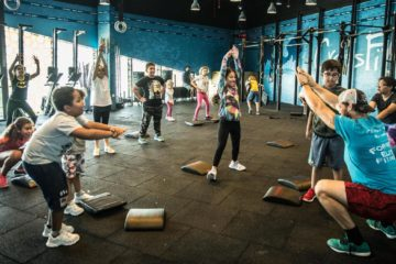 Kid Fitness On the Decline